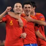 матч евро-2012 Испания-Чехия