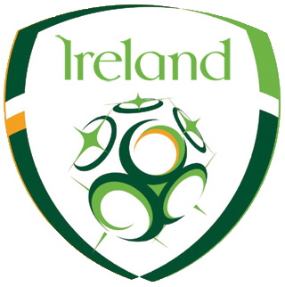 Ireland Football Team Badge