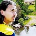 Zlatan Ibrahimovic and Davenso island