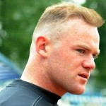 new hairstyle of Wayne Rooney