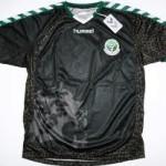 zanzibar football t-shirt
